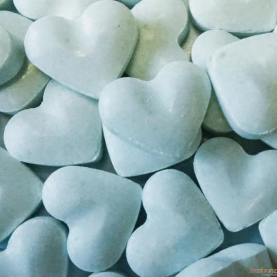 Lollywood colors dextrose coeurs bleus (2g)