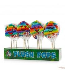 Sucette Arc-En-Ciel Peluche - 110 gr - Felko plush pops rainbow