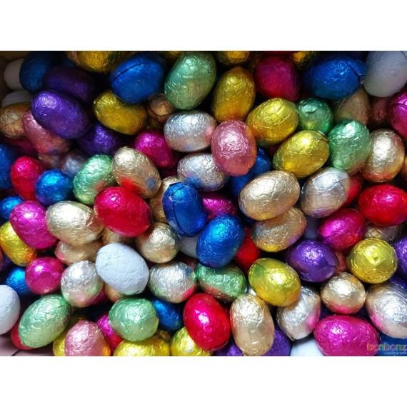 Oeufs de Pâques fondant praliné - au chocolat belge