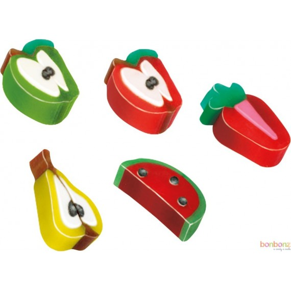 Bonbons Fruit Attack - Bonbons Fini