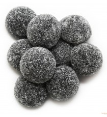 Etna - Gommes à l'anis enrobées de sucre