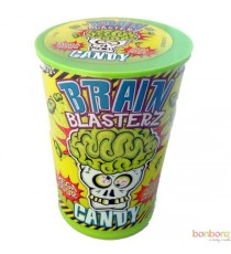 Brain Blasterz - bonbons mega acide - 48 g.