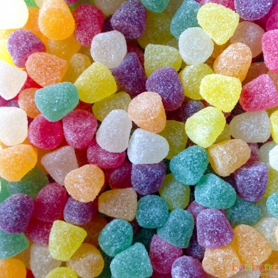 Gommes Confetti Astra Sweet