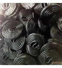 YO YO réglisse - bonbons Haribo noir, lacets