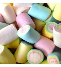 Marshmallow cylindres Finitronic - 1Kg - Bonbons Fini