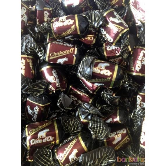 Chokotoff - Côte d'Or - toffees chocolat