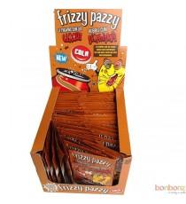 Frizzy Pazzy Cola - le chewing gum qui claque !
