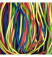 Lutti - lacet multicolores Rainbow