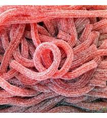 Lutti - cable citrique à la fraise