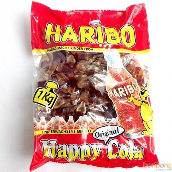 Bonbons Haribo - Happy Cola
