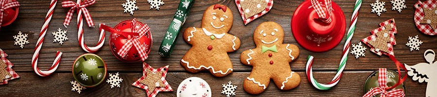 Bonbons et chocolats de Noël et fin d'année